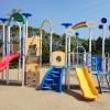 ファミリーで遊ぶならここがおススメ。福岡市西区の今津運動公園。