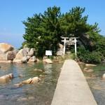 良縁を結びたい方は必見!! 愛の神様を祀る糸島市の箱島神社は、恋愛成就のパワースポットです。