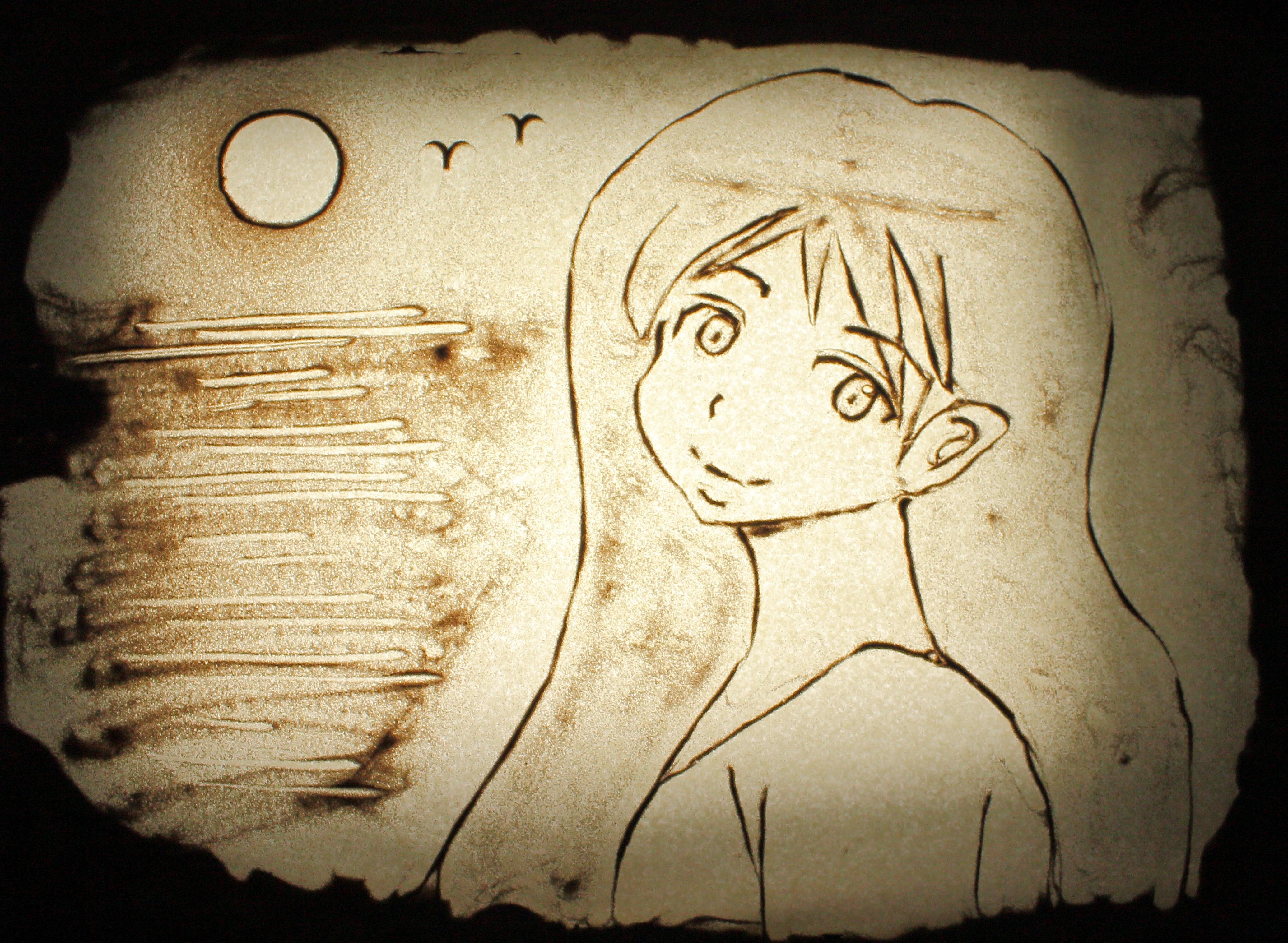 サンドアーティストの森マサミチさんと、動画でコラボ作品を制作しました。