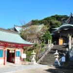 唐津市呼子加部島に鎮座する、航海安全の田島神社と縁結びのパワースポット佐與姫神社。