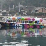 Wii U用ゲーム「スプラトゥーン」と佐賀県のコラボした舞台となった、イカで有名な呼子をご紹介!!
