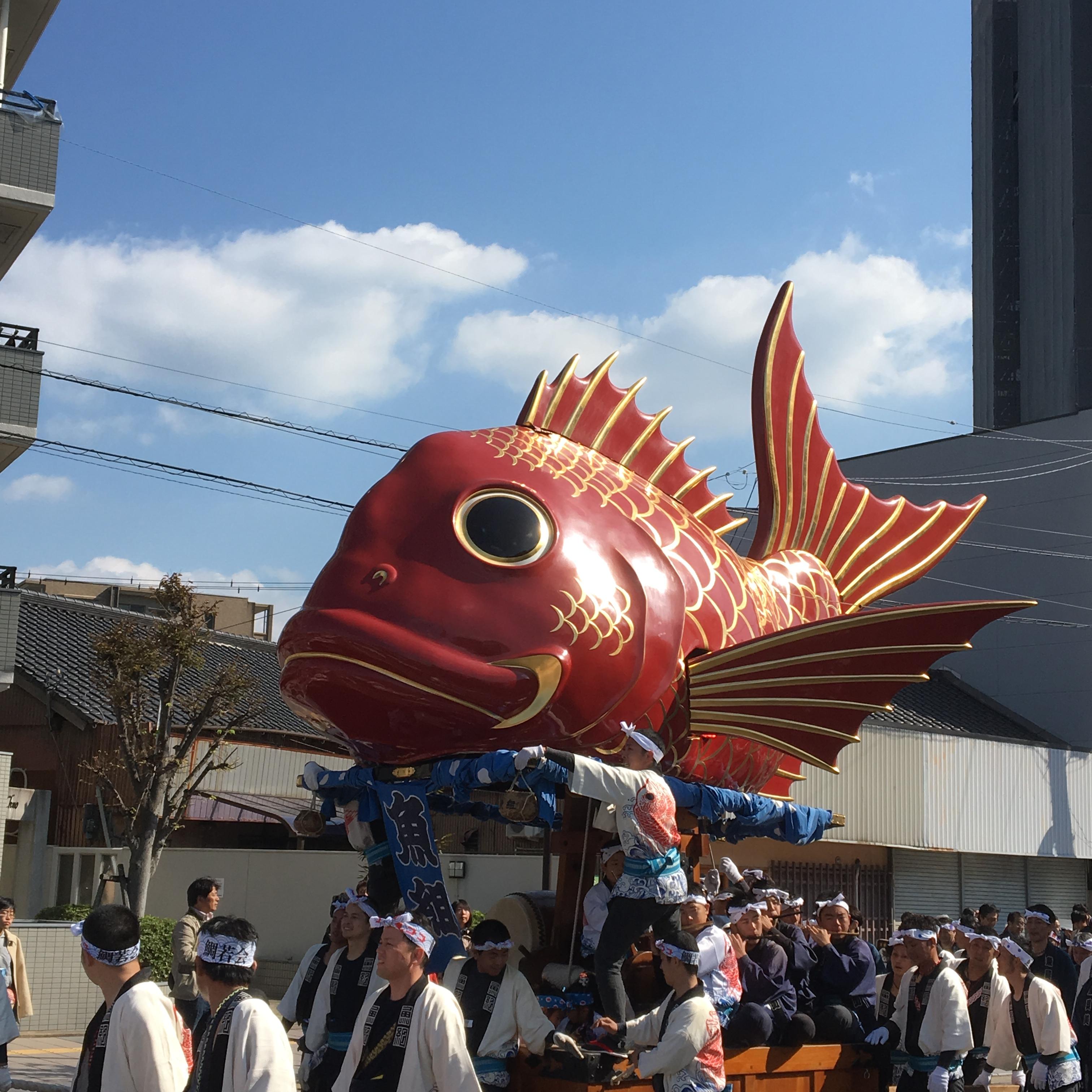 やっぱり唐津くんちは最高!!佐賀県唐津市を代表する祭りの個人的な想いを綴ります。