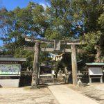 方位取りにも最適。1700年以上の歴史を誇る唐津市の鏡神社